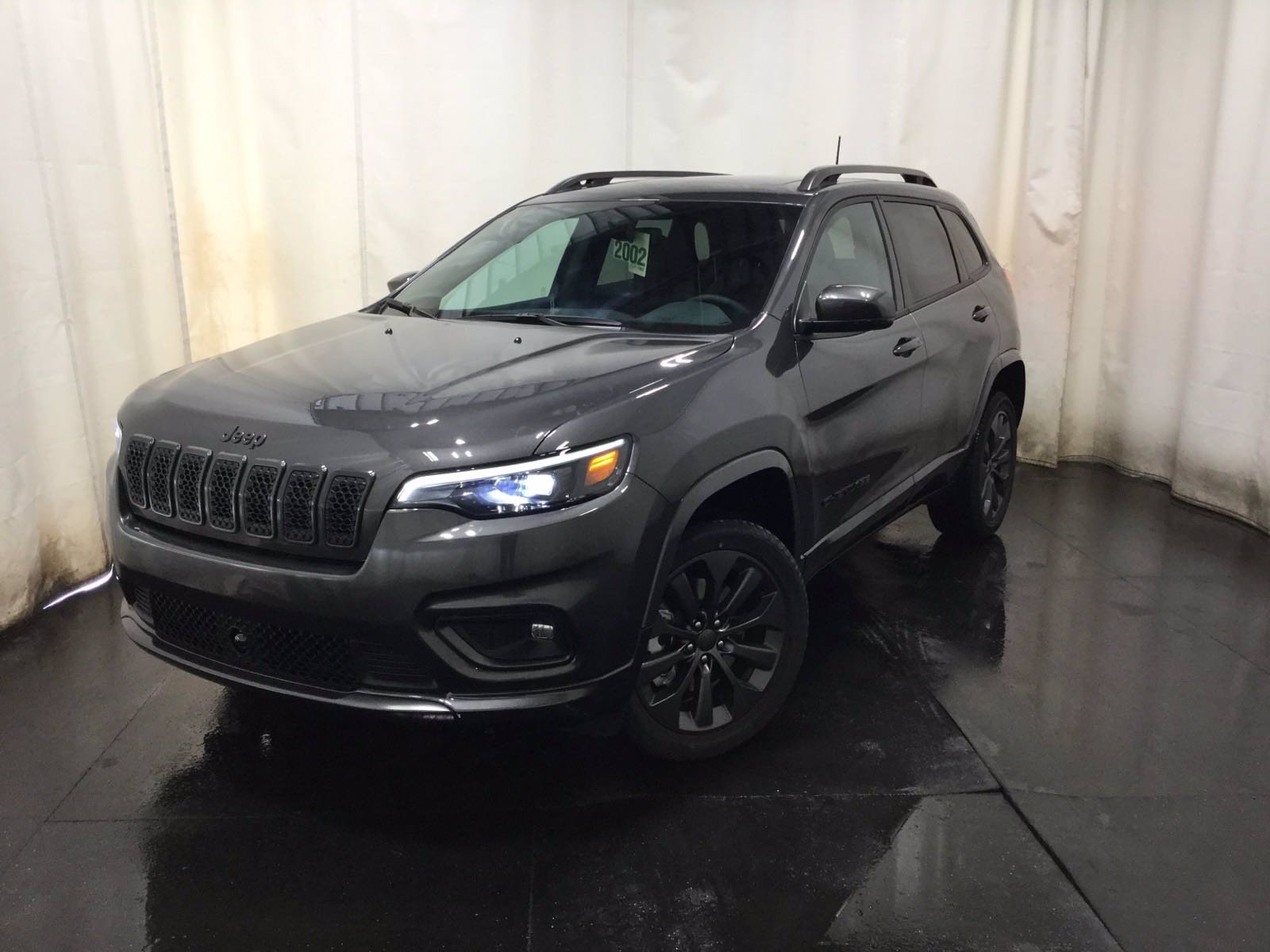 NEW 2021 JEEP CHEROKEE HIGH ALTITUDE 4X4