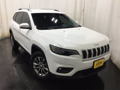 Pre-Owned 2019 Jeep Cherokee Latitude Plus 4WD 4D Sport Utility