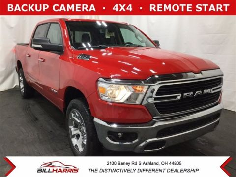 Pre-Owned 2020 Ram 1500 Big Horn/Lone Star 4WD 4D Crew Cab