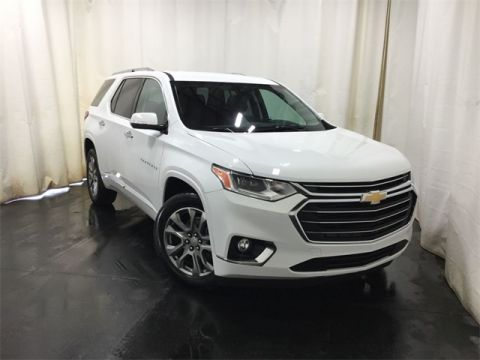 Pre-Owned 2019 Chevrolet Traverse Premier AWD 4D Sport Utility