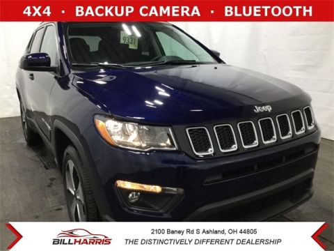 Pre-Owned 2019 Jeep Compass Latitude 4WD 4D Sport Utility