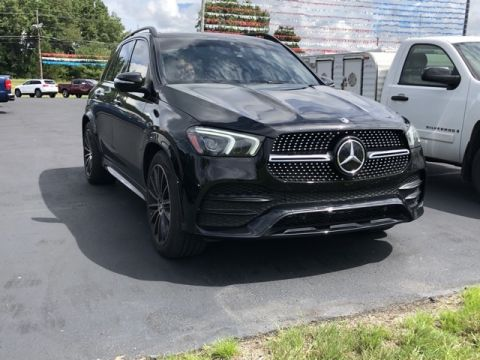 Pre-Owned 2020 Mercedes-Benz GLE GLE 350 4MATIC® 4D Sport Utility