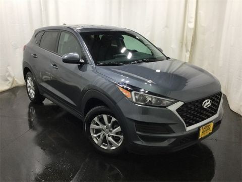 Pre-Owned 2019 Hyundai Tucson SE AWD 4D Sport Utility